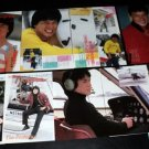 Jackie Chan clippings pack #6 80s Japan FINAL SALE