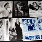 Jodie Foster clippings pack #4 B&W Japan FINAL SALE