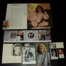 Kelly McGillis clippings pack 80s Japan tabloid