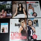 Bridget Moynahan full page clippings pack