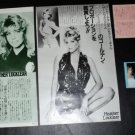 Heather Locklear clippings pack Japan 80s
