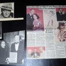 John Wayne clippings pack