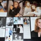 Lauren Hutton clippings pack