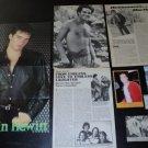 Martin Hewitt clippings pack 80s star Endless Love