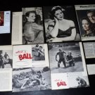 Piper Laurie clippings pack