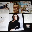 Rachel Weisz clippings pack