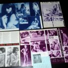 Susan George clippings pack