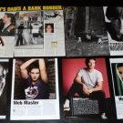 Tobey Maguire clippings pack