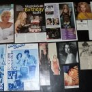 Virginia Madsen clippings pack