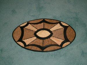 Door Mat - Oval - Small