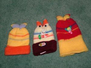 infant Caps Assorted