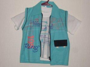 Boys T-Shirt and Jersey Set #1