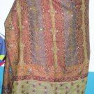Brown Woolen Shawl #2