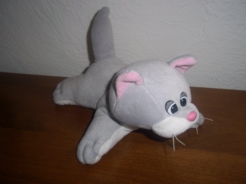 Pound Purries Gray Cat