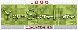 Brilliant Greens Sophisticated eCRATER Store Y-S-H LOGO