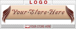 Fancy Tans & Reds Pure Elegance eCRATER Store Y-S-H LOGO