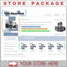 Boxy Slate with your ENHANCED PRODUCT IMAGE - Custom Y-S-H eCRATER Store Package