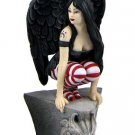 Gothic Mini Statue by Amy Brown