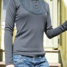 Victorian Style Top - J0006
