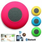 Wireless Bluetooth Speaker Shower Music Suction Phone Mic