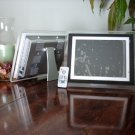 "5 - 10.4"" LCD Digital Photo Acrylic Frame - MP3 & Video - 1GB - with Remote"