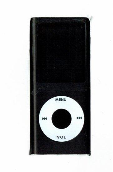 1.8 inch 4GB Ipod Nano Style MP3-MP4 Video Player with Voice recorder and FM Radio - Black