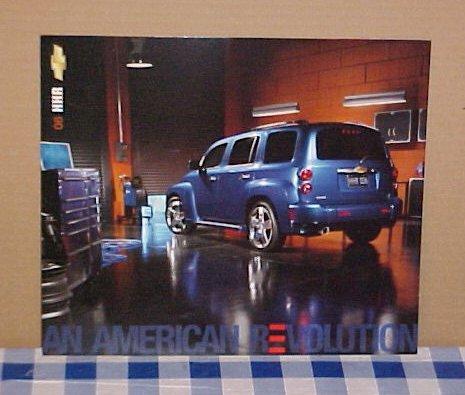 2006 Chevrolet HHR New Sales Brochure
