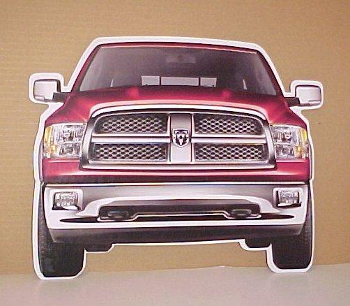 2009 Dodge Ram Pickup Re-Introduction Brochure