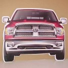 2009 Dodge Ram Pickup Re-Introduction Brochure