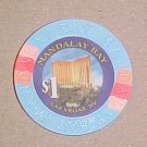 Mandalay Bay Las Vegas Hotel Casino Poker Chip