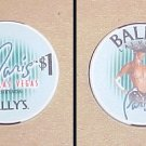 Ballys Paris Las Vegas Hotel & Casino Poker Chip