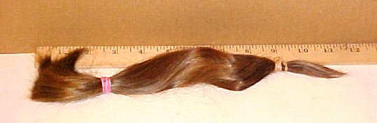 Real Virgin Red Chestnut Copper Human Hair 3127CH3