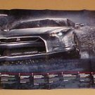 2010 Nissan GT-R Super Car Brochure & Poster