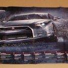 2010 Nissan GT-R Super Car Brochure & Poster