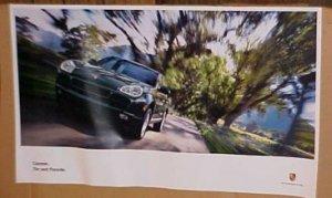 2003 Porsche Cayenne SUV New Large Poster