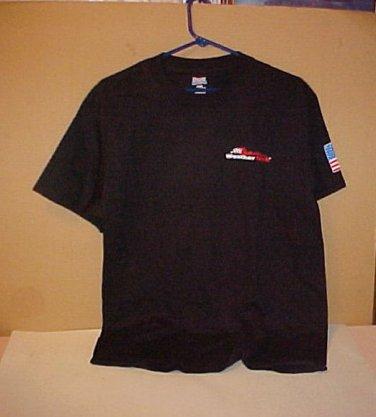 Weathertech Brand New Medium Black Tee Shirt