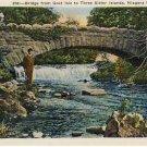 Bridge Goat Isle- 3 Sisters Island Niagra Falls VP-4856