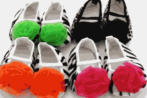 GLAM BABY BOOTIES