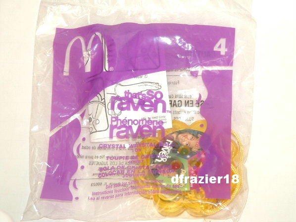 McDonalds McDonald's Happy Meal Toy 2005 #4 Disney That's So Raven CRYSTAL WRYSTAL BALL
