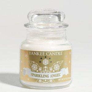 Yankee Candle 3.7 oz Jar Housewarmer SPARKLING ANGEL