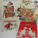 LOT OF VINTAGE CHILDREN BOOKS