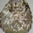 Vintage Silver Plated Santa Dish