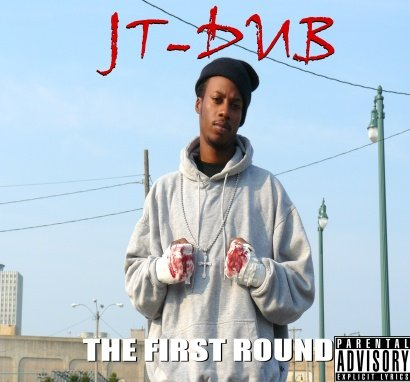"""JT-DUB """"The First Round"""" cd"""