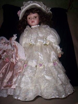 Antique porclain doll