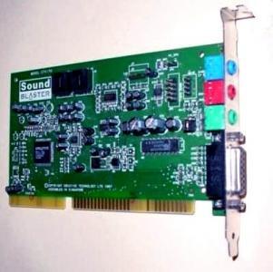 Sound Blaster CT4170 CREATIVE Technology Audio board
