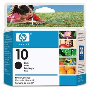 HP Ink cartridge 10 Black  C4844A