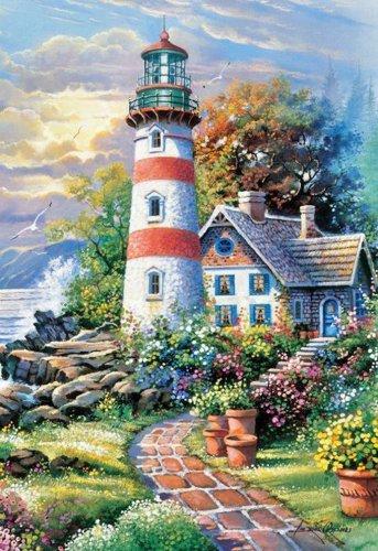 Light House Point Cross Stitch Pattern***L@@K***