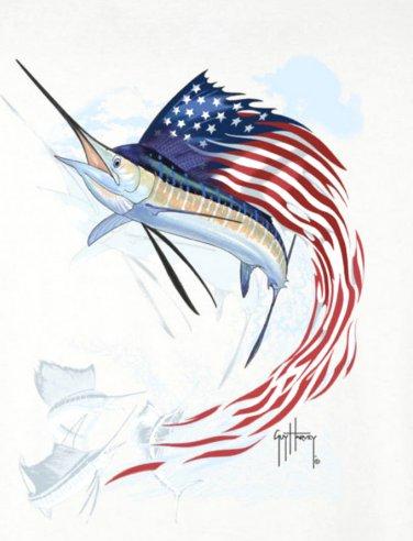 American Marlin Cross Stitch Pattern***L@@K***