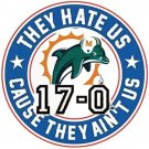 NFL 17-0 Cross Stitch Pattern***L@@K***