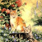 Purrfect Pair Cross Stitch Pattern***L@@K***